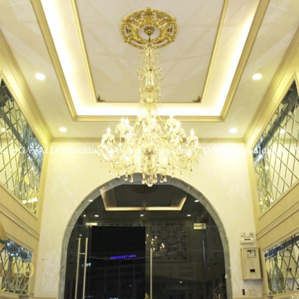 Giải pháp trang trí nội thất trần nhà đẹp.