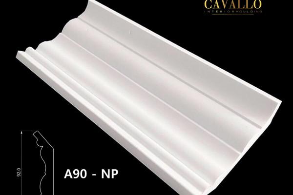 Bộ sưu tập phào chỉ nhựa Ps nguyên sinh Cavallo Moulding.
