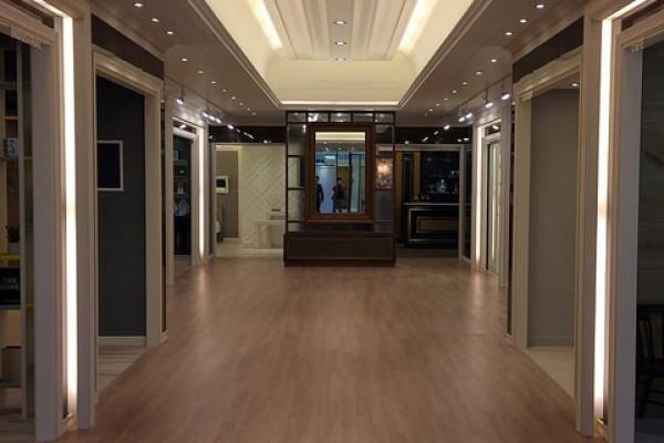 Những mẫu trưng bày tuyệt đẹp của showroom chỉ nhựa tại Hàn Quốc.