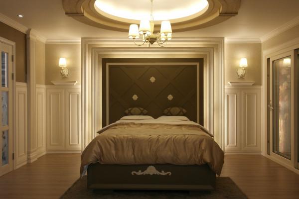Xu hướng thiết kế căn hộ Neo Classical cùng phào chỉ nhựa Hàn Quốc
